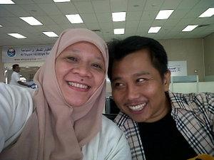 Mia dan Suami