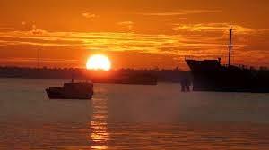 Senja indah di Kaimana Sumber foto KLIK DISINI